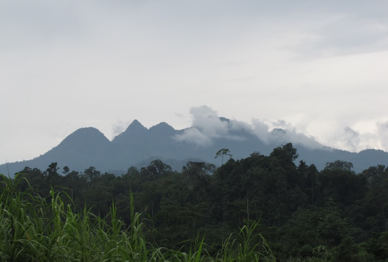 The deep jungle and mountains are among the top destinations in Papua New Guinea